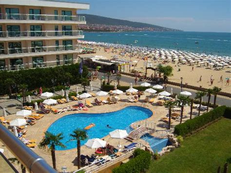 View from our room - Picture of DIT Evrika Beach Club